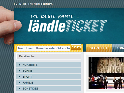 ländle Ticket